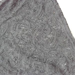 Kenneth Cole Reaction Swim - Kenneth Cole Reaction Pants Flare Stretch Lace S